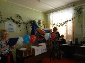 В Малиновской поселенческой библиотеке  прошло мероприятие устный журнал «Звезда человечности», посвященный Дню мецената.